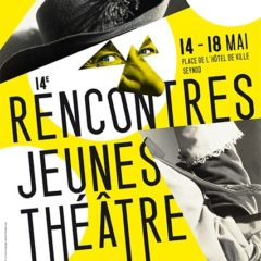 14eme Rencontres jeunes théâtre à l'auditorium de seynod