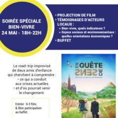 Jeudi 24 mai, MJC de Novel à Annecy «Pour le meilleur ou pour le PIB» avec le CCFD