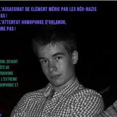 Samedi 16 juin :  rassemblement contre l'extrême droite et l'homophobie à Annecy
