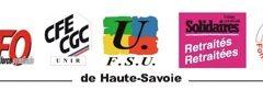 Sept organisations appellent les retraités à manifester à Annecy jeudi 14 juin. La CFDT sera présente.