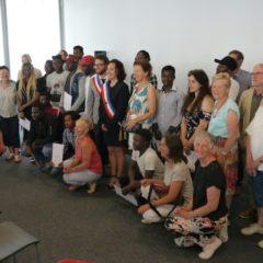 Parrainage républicain initié par RESF 74 avec la mairie de Cran-Gevrier