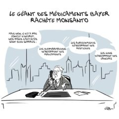 Bayer, tout pour le cancer !