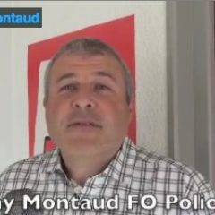 Pour Rémy Montaud, du syndicat FO, la police souffre d'un manque de moyens pour assurer sa mission républicaine