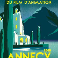 le Festival du Film d'Animation d'Annecy 2018