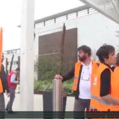 Grève à Auchan Épagny pour obliger le groupe national à négocier. La CFDT en pointe