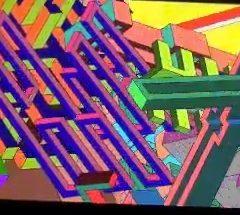 Extrait de Dreamland de Mirai Mizue à la cérémonie de clôture du festival d'Annecy animation