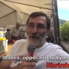 Le Lyon-Turin a-t-il du plomb dans l'aile ?  Daniel Ibanez, lanceur d'alerte, pose les questions qui fâchent !