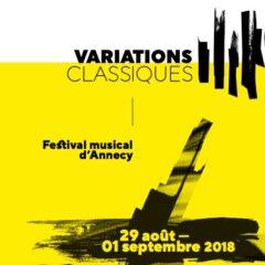 Prenez le temps du «tempo» avec Variations classiques du 29 août au 1er septembre