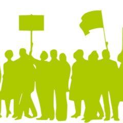 Samedi 8 septembre la Journée Mondiale pour le Climat s'invite en Haute-Savoie pour interpeler les élus.