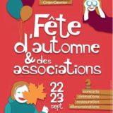 librinfo sera présent à la fête d'automne et des associations à Cran-Gevrier ce samedi 22 septembre.