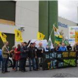 Lourde condamnation financière pour les 6 militants de la «Conf» reconnus coupables d'action syndicale contre la ferme-usine des 1000 vaches