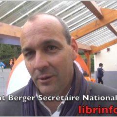 Inquiet de la montée de l'extrême droite en Europe, Laurent Berger ne veut pas mettre Jean-Luc Mélenchon et Marine Lepen dans le même sac des extrêmes !