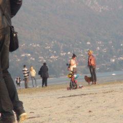 Le Préfet commente la baisse historique du niveau du lac d'Annecy