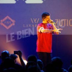 River', Beatboxer annécien, champion de France 2018