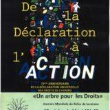 Rendez-vous le 17 octobre à Annecy pour la Journée mondiale du refus de la misère