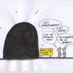 Plus de 5000 signatures pour la pétition contre le tunnel sous le Semnoz. Le collectif Grenelle Annecy espère atteindre les 10 000