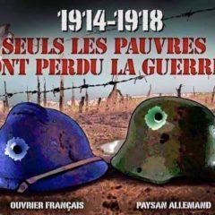 Hommage pour 1914-1918.