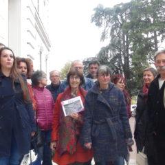 Les opposants à la liaison routière Thonon-Machilly refusent d'entraîner la population «à toute vitesse contre le mur»