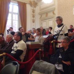 Des citoyens écologistes Interviennent en séance publique du Conseil départemental