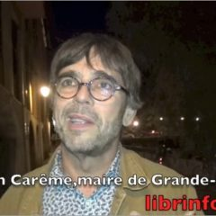 Damien Carême, maire de Grande-Synthe : la France est accueillante