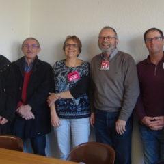 En lien avec le mouvement des Gilets Jaunes, les syndicalistes retraités sont plus que jamais déterminés à défendre leurs droits