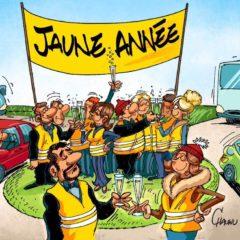 Les gilets jaunes ont rendez-vous ce samedi 12 janvier à 13h45 sur le Pâquier à Annecy