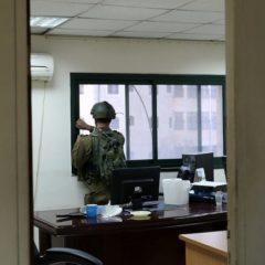 Opération de nettoyage ethnique de palestiniens par l'armée israélienne en Cisjordanie