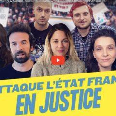 AFFAIRE DU SIECLE : plainte déposée contre l'État Français pour le climat par quatre associations