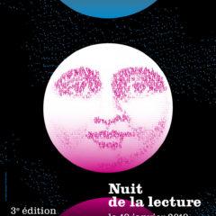 Le 19 janvier, troisième édition de «La Nuit de la Lecture»