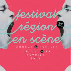 Festival Région en Scène du 12 au 14 février
