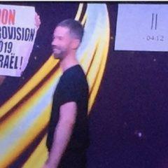 L'émission de France 2 sur l'Eurovision perturbée par des militants opposés à l'apartheid israélien.