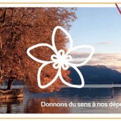 Mercredi 13 février à Annecy, premier salon de la Gentiane, monnaie locale