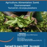 Ce samedi 16 mars, journée sur «Agriculture, Alimentation, Santé et environnement» à Poisy