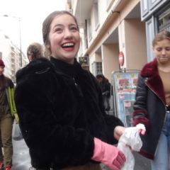Au moins 600 jeunes ont manifesté à Annecy pour sauver le climat
