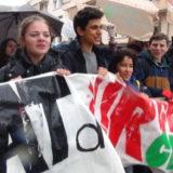 Les lycéens mobilisés contre l'incapacité et l'incompétence des adultes à lutter efficacement contre le réchauffement climatique