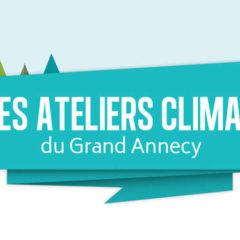 Changement Climatique : Les Ateliers Climats du Grand Annecy