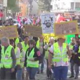 Premier mai à Annecy. Gilets jaunes et syndicats : «Je t'aime, moi non plus !»