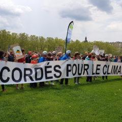 Encordés pour le climat