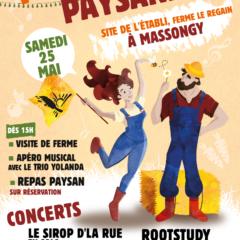 Samedi 25 mai, fête paysanne de la «Conf» à Massongy