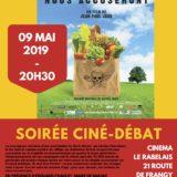 Jeudi 9 mai au Rabelais, les Mutuelles de France vous invite à une rencontre avec le maire de Barjac autour du film «Nos enfants nous accuseront»