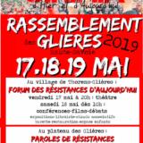 Samedi 18 et dimanche 19 mai, toutes et tous à Thorens-Glières et sur le Plateau