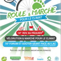 Samedi 25 mai,14H00 à Annecy, les gilets jaunes roulent et marchent pour le climat
