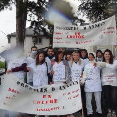 800 manifestants dans la rue à Annecy pour défendre les services publics et le statut de leurs agents