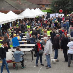 Affluence record : 1500 citoyens résistants à Thorens ce samedi 18 mai