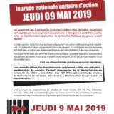Les retraités de Haute-Savoie appellent à manifester le 9 mai contre la loi «Macroniste», destructrice des services publics