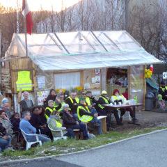 Dimanche 17 novembre, les Gilets Jaunes vous attendent sur le rond point d'Alby