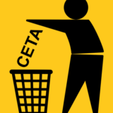 Un citoyen demande à la Députée de revoir sa position sur le CETA