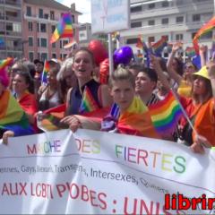 Que la fête commence à Annecy pour les lesbiennes, gays et trans !