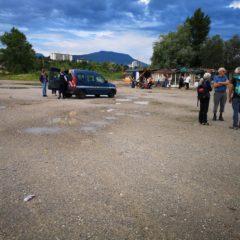 Évacuation dans le calme du camp Roms des Illettes, bien préparée par la Préfecture