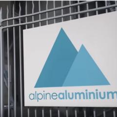 Samfi-Invest se paie Alpine aluminium